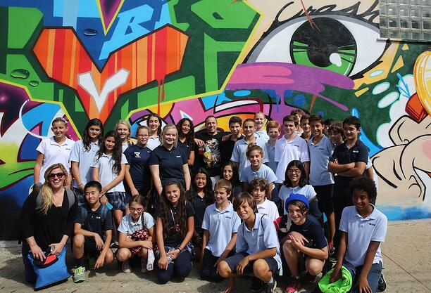 middle-school-art-students-bushwick-collective