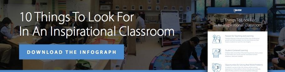 "Link to download ""10 Things to Look For In an Inspirational Classroom"""