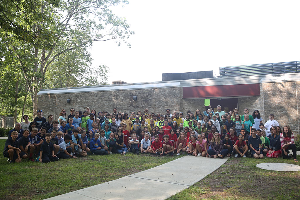 Reinventing the Start of School to Foster Community Building