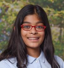 Jasmine, Grade 7 Student at Whitby